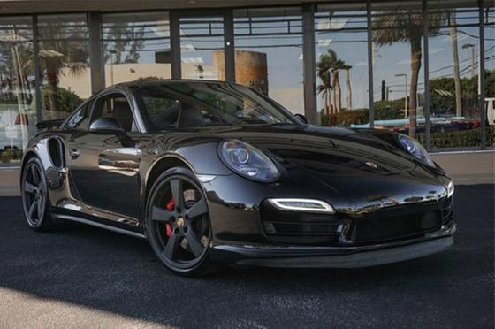 2015 Porsche 911 Turbo:20 car images available