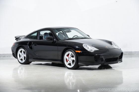 2001 Porsche 911 Turbo:24 car images available