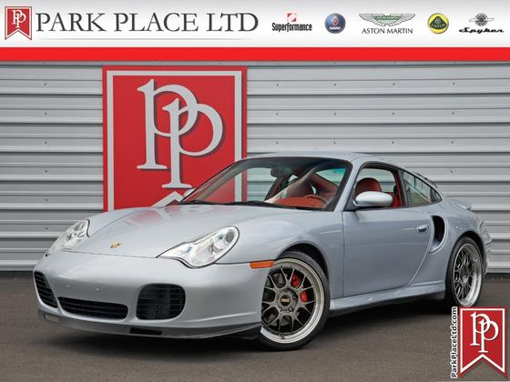 2002 Porsche 911 Turbo:24 car images available