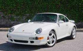 1996 Porsche 911 Turbo:24 car images available