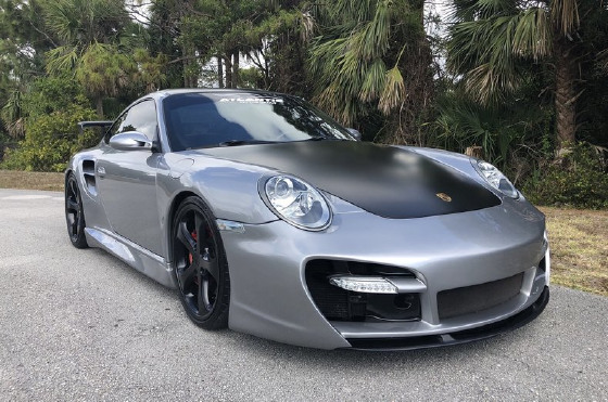 2009 Porsche 911 Turbo:12 car images available