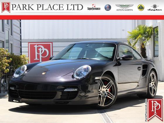 2007 Porsche 911 Turbo:15 car images available