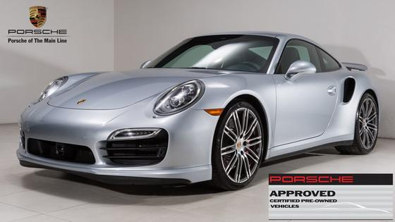 2014 Porsche 911 Turbo:23 car images available