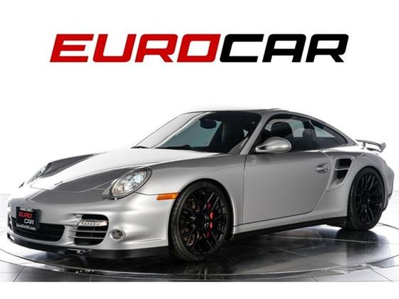 2010 Porsche 911 Turbo:24 car images available