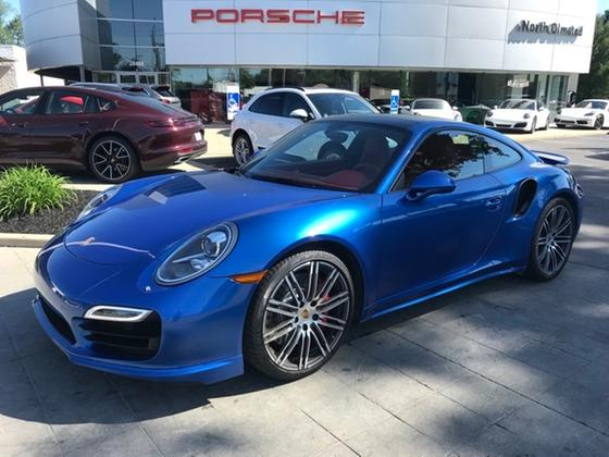 2015 Porsche 911 Turbo:21 car images available