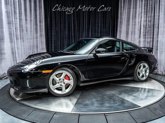 2002 Porsche 911 Turbo:24 car images available