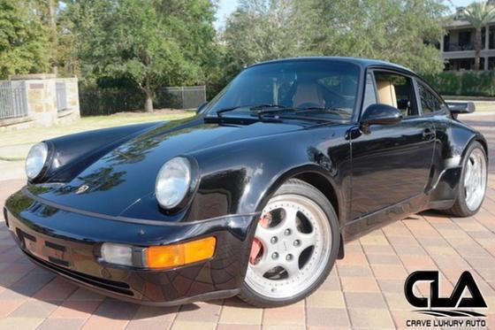 1994 Porsche 911 Turbo:24 car images available