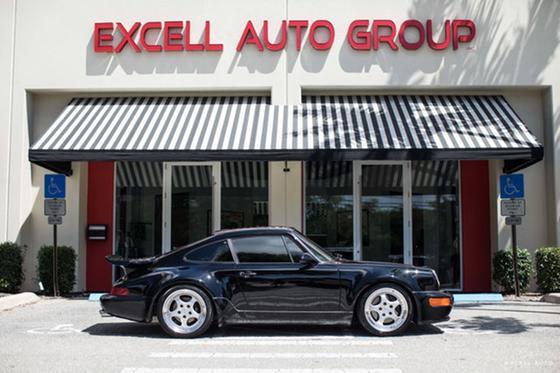 1992 Porsche 911 Turbo:24 car images available