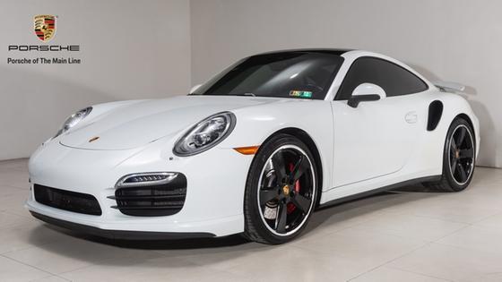 2015 Porsche 911 Turbo:21 car images available