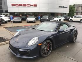 2017 Porsche 911 Turbo:21 car images available