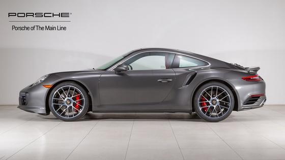 2019 Porsche 911 Turbo