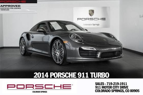 2014 Porsche 911 Turbo:22 car images available