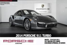 2014 Porsche 911 Turbo:22 car images available