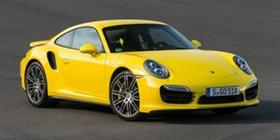 2015 Porsche 911 Turbo : Car has generic photo