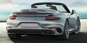 2017 Porsche 911 Turbo : Car has generic photo