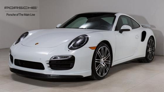 2016 Porsche 911 Turbo:21 car images available
