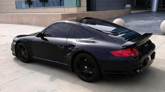 2007 Porsche 911 Turbo:18 car images available