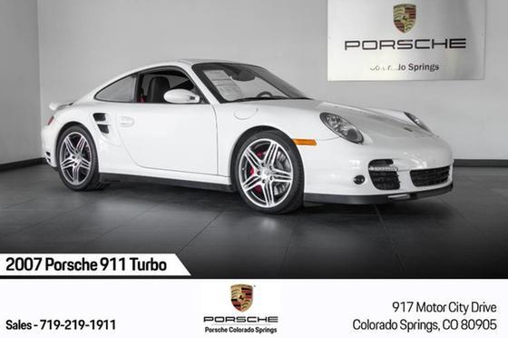 2007 Porsche 911 Turbo:23 car images available
