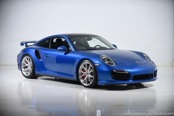 2016 Porsche 911 Turbo:24 car images available