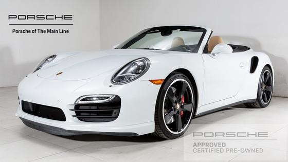 2015 Porsche 911 Turbo:22 car images available
