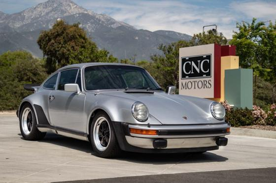 1977 Porsche 911 Turbo:24 car images available