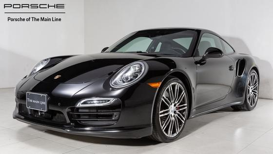 2016 Porsche 911 Turbo:22 car images available