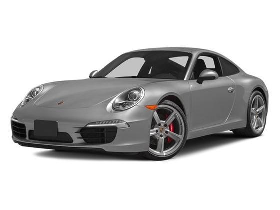 2014 Porsche 911 Turbo : Car has generic photo