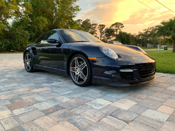 2009 Porsche 911 Turbo:6 car images available