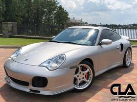 2001 Porsche 911 Turbo:24 car images available