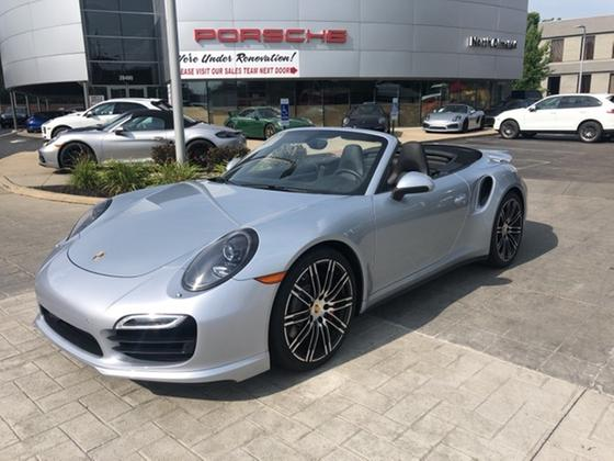 2016 Porsche 911 Turbo:23 car images available