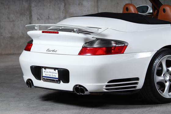 2004 Porsche 911 Turbo