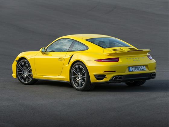 2015 Porsche 911 Turbo : Car has generic photo