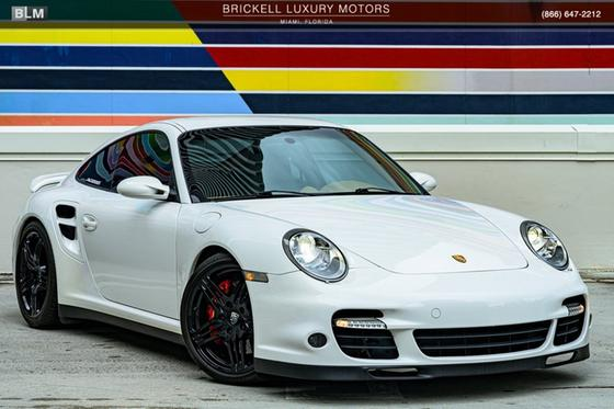 2008 Porsche 911 Turbo:24 car images available