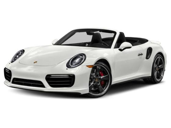 2019 Porsche 911 Turbo : Car has generic photo