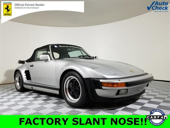 1987 Porsche 911 Turbo:24 car images available
