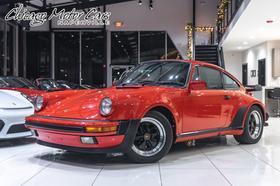 1986 Porsche 911 Turbo:24 car images available