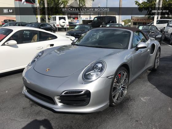 2015 Porsche 911 Turbo:8 car images available