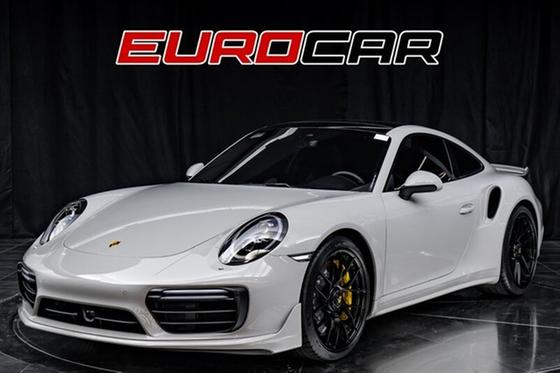 2018 Porsche 911 Turbo:24 car images available