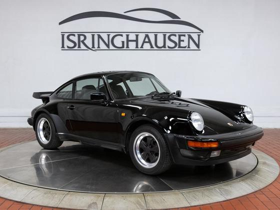 1984 Porsche 911 Turbo:24 car images available