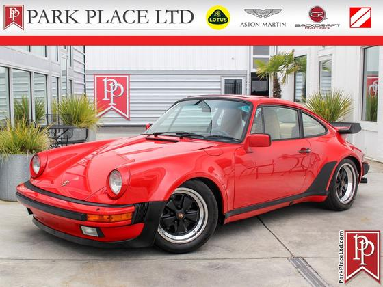 1986 Porsche 911 Turbo:24 car images available