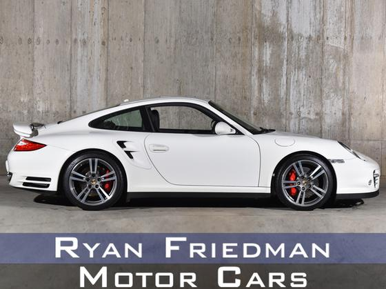 2011 Porsche 911 Turbo:2 car images available