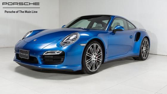 2015 Porsche 911 Turbo:22 car images available