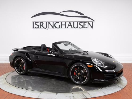 2015 Porsche 911 Turbo:23 car images available