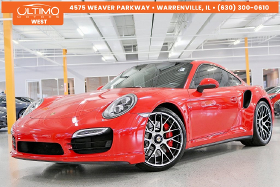2015 Porsche 911 Turbo:6 car images available