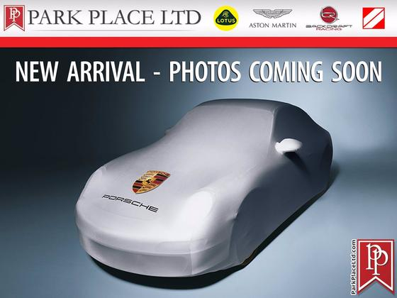 2001 Porsche 911 Turbo : Car has generic photo