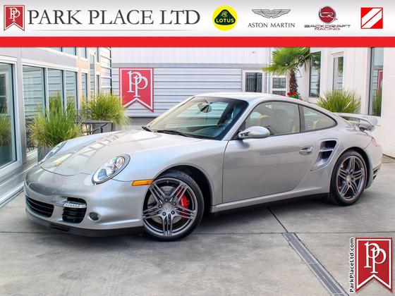 2007 Porsche 911 Turbo:16 car images available
