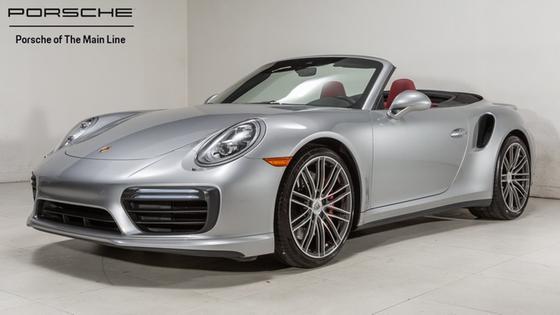 2018 Porsche 911 Turbo:23 car images available