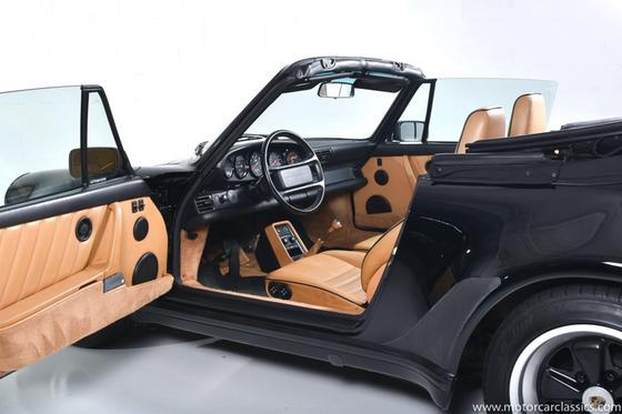 1989 Porsche 911 Turbo