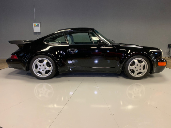1991 Porsche 911 Turbo:7 car images available