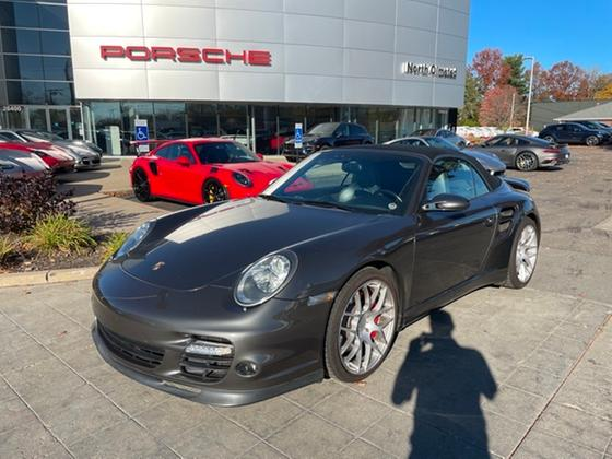 2008 Porsche 911 Turbo:18 car images available
